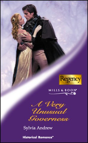 9780263839609: A VERY UNUSUAL GOVERNESS (HISTORICAL ROMANCE S.)