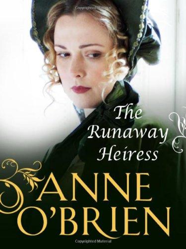 9780263839654: The Runaway Heiress (Historical Romance)
