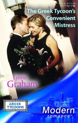 9780263841114: The Greek Tycoon's Convenient Mistress (Modern Romance)