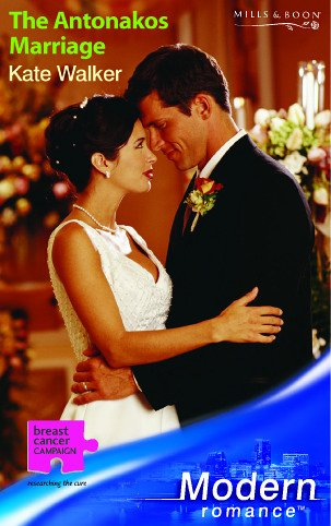 9780263842043: The Antonakos Marriage (Modern Romance)