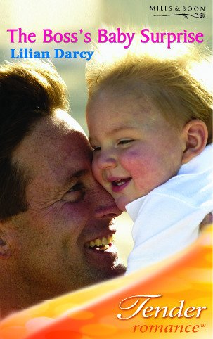 The Boss's Baby Surprise (Mills & Boon Romance): Darcy, Lilian