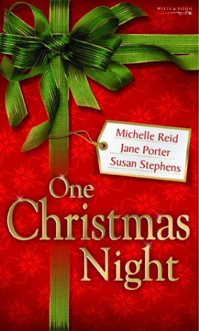 9780263845051: ONE CHRISTMAS NIGHT (MILLS BOON SPECIAL RELEASES S.)