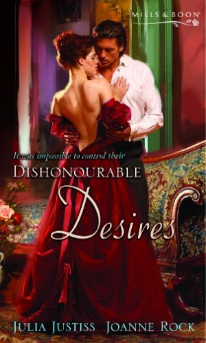 9780263845679: Dishonourable Desires (Mills & Boon Special Releases)