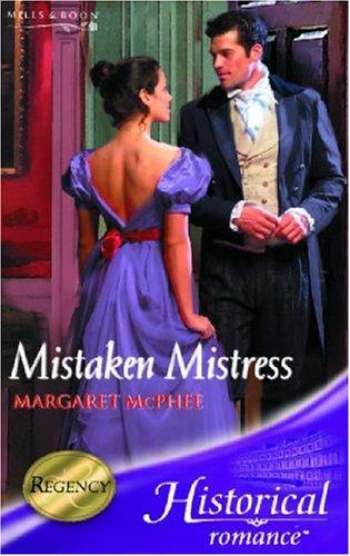 9780263846737: Mistaken Mistress (Historical Romance)