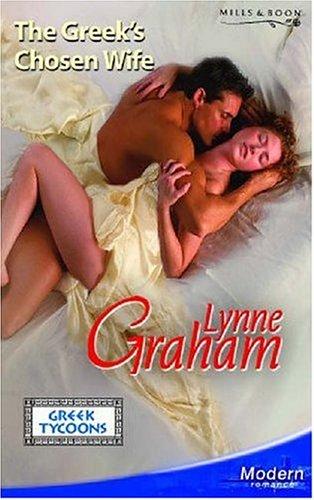 9780263848083: The Greek's Chosen Wife (Modern Romance)