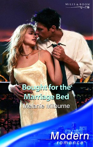 9780263848120: Bought for the Marriage Bed (Modern Romance)