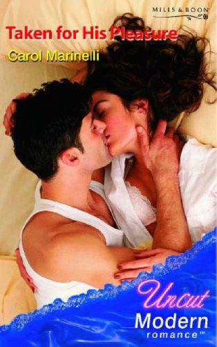 9780263848267: Taken for His Pleasure (Modern Romance)