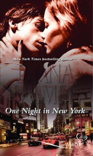 9780263850352: One Night in New York (Mills and Boon Shipping Cycle)