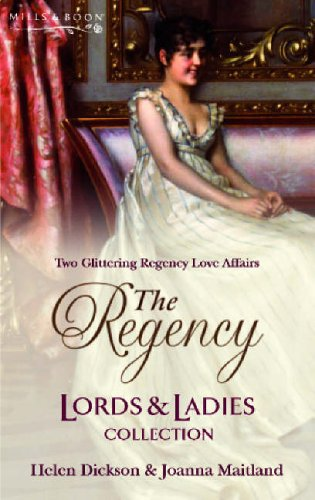 9780263851052: The Regency Lords & Ladies Collection. Vol. 13 (Regency Lords and Ladies Collection)