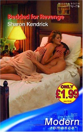 9780263851250: Bedded for Revenge (Modern Romance)