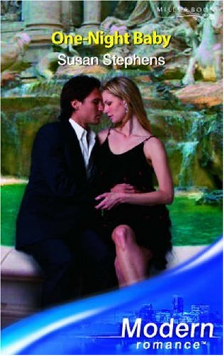 One-Night Baby (Modern Romance): Susan Stephens