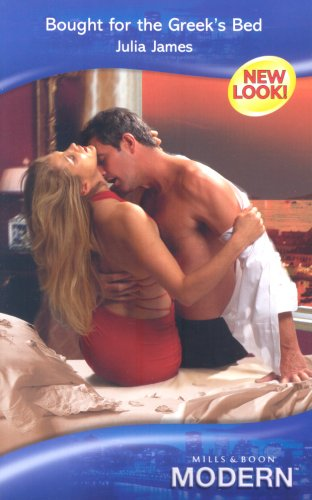 9780263853254: Bought for the Greek's Bed (Modern Romance) (Modern Romance)