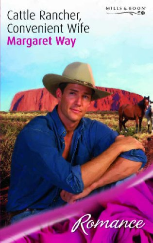 9780263854169: Cattle Rancher, Convenient Wife (Mills & Boon Romance)
