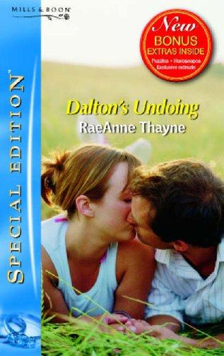 9780263856156: Dalton's Undoing (Silhouette Special Edition) (Silhouette Special Edition)