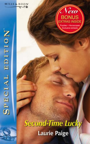 Second-Time Lucky (Canyon Country, Book 1) (Silhouette: Paige, Laurie