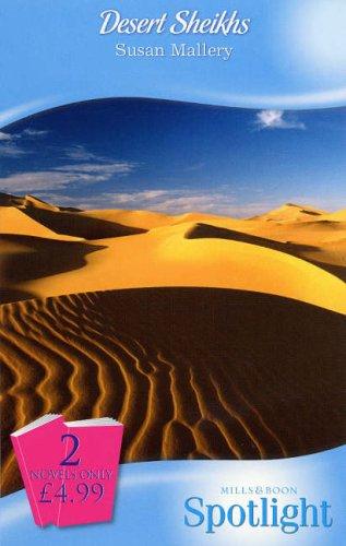 Desert Sheikhs (Silhouette Spotlight) (0263856895) by Susan Mallery