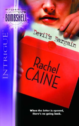 9780263857047: Devil's Bargain (Bombshell, Book 29) (Silhouette Intrigue S.)