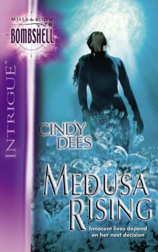9780263857108: Medusa Rising (Silhouette Intrigue) (Silhouette Intrigue)