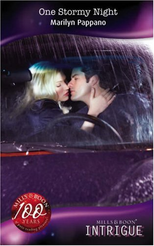 9780263859997: One Stormy Night (Mills & Boon Intrigue)