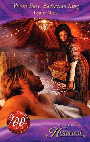 9780263862393: Virgin Slave, Barbarian King (Historical Romance)