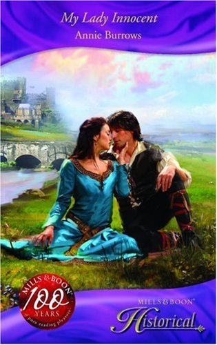 My Lady Innocent (Historical Romance): Annie Burrows