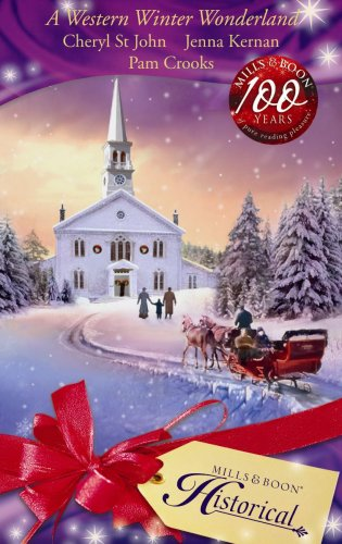 A Western Winter Wonderland (Historical Romance)