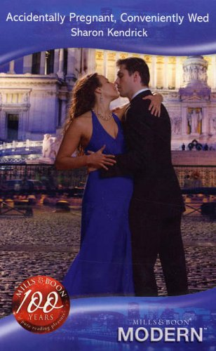9780263863932: Accidentally Pregnant, Conveniently Wed (Modern Romance)