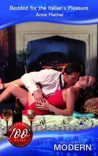 9780263864038: Bedded for the Italian's Pleasure (Mills & Boon Modern)