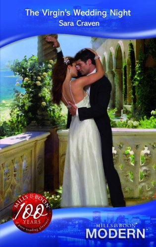 The Virgins Wedding Night (Mills & Boon Modern)