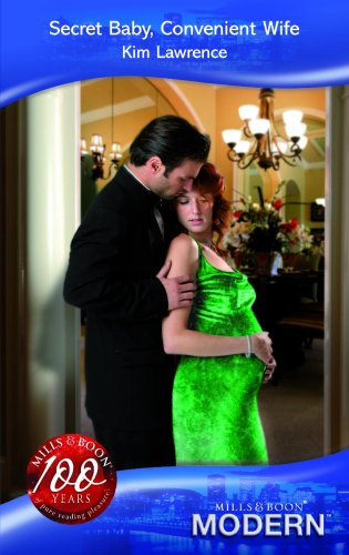 9780263864182: Secret Baby, Convenient Wife (HP 2724)