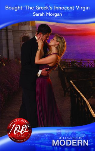 Bought the Greeks Innocent Virgin: Mills & Boon