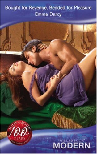 9780263864403: Bought for Revenge Bedded for Pleasure (Modern)