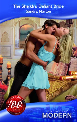 9780263864519: Sheikh's Defiant Bride (Mills and Boon Modern)