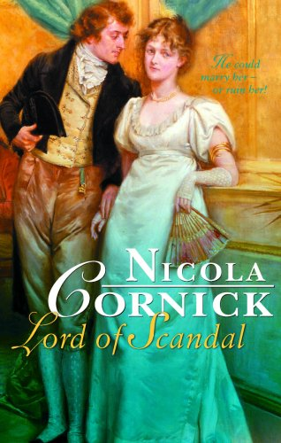 9780263865868: Lord of Scandal (Mills and Boon Single Titles) by Nicola Cornick