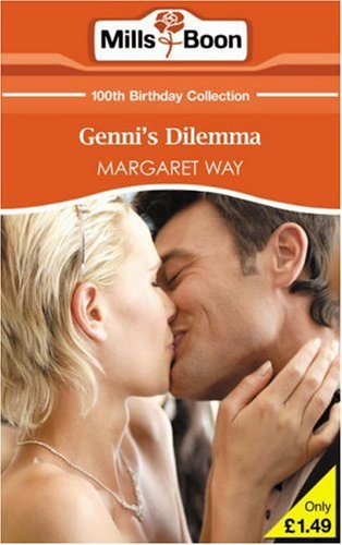 9780263866216: Gennis Dilemma (Mills & Boon 100th Birthday Collection)