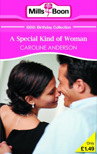 9780263866452: A Special Kind of Woman (Mills and Boon Centenary Short Stories) (Mills & Boon 100th Birthday Collection)