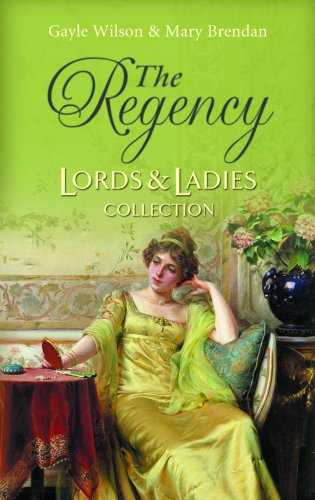 9780263867053: The Regency: Lords and Ladies Collection: AND Lady Sarah's Son