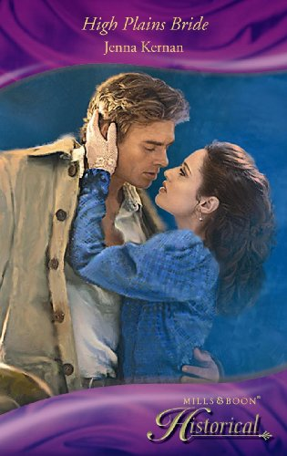 9780263868012: High Plains Bride (Mills & Boon Historical)