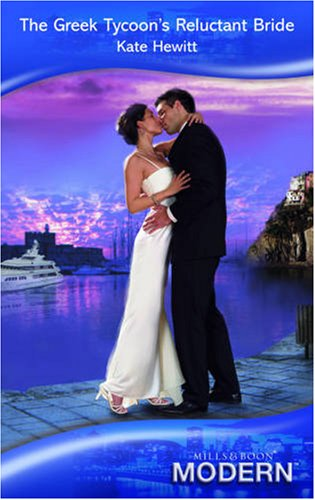 9780263869910: THE GREEK TYCOONS RELUCTANT BRIDE