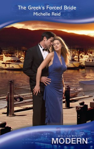 9780263869972: The Greek's Forced Bride (Modern Romance)