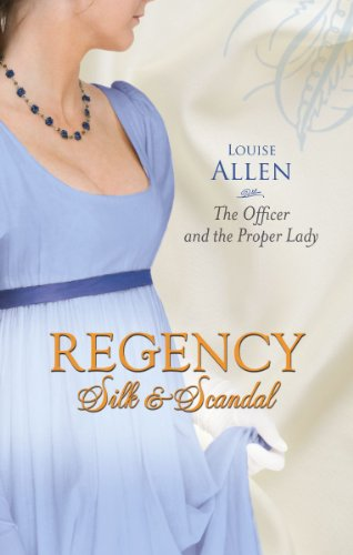 Officer and the Proper Lady (MB Continuities): Louise Allen