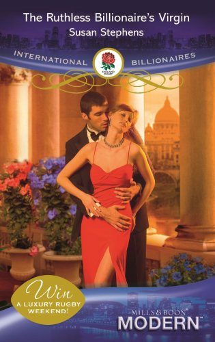 9780263872019: The Ruthless Billionaires Virgin (Mills & Boon Modern) (Modern Romance)