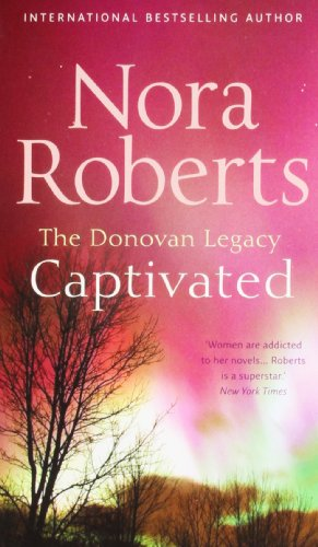 9780263872316: Captivated (Donovan Legacy)