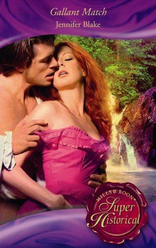 9780263874051: Gallant Match (Super Historical Romance)