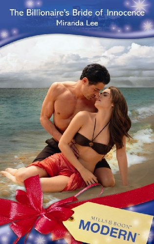 The Billionaire's Bride of Innocence (Mills and Boon Modern) (0263874532) by [???]