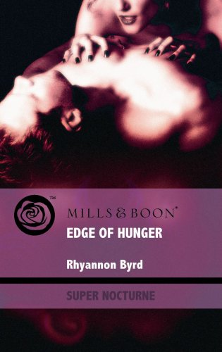 9780263876222: Edge of Hunger (Super Nocturne)