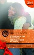 9780263876505: It's That Time of Year: AND More Than a Memory (Mills & Boon Special Moments)