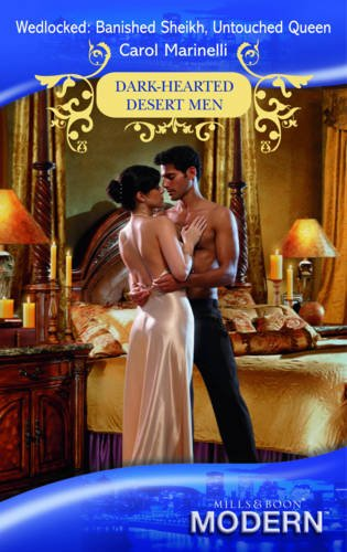 9780263877786: Wedlocked: Banished Sheikh, Untouched Queen (Mills and Boon Modern)