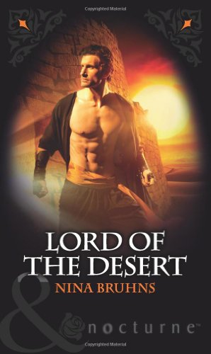 9780263880014: Lord of the Desert (Mills & Boon Nocturne)