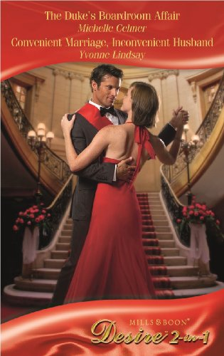 The Duke's Boardroom Affair: AND Convenient Marriage,: Mills & Boon